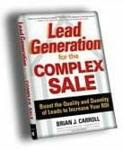 , Lead Generation for the Complex Sale