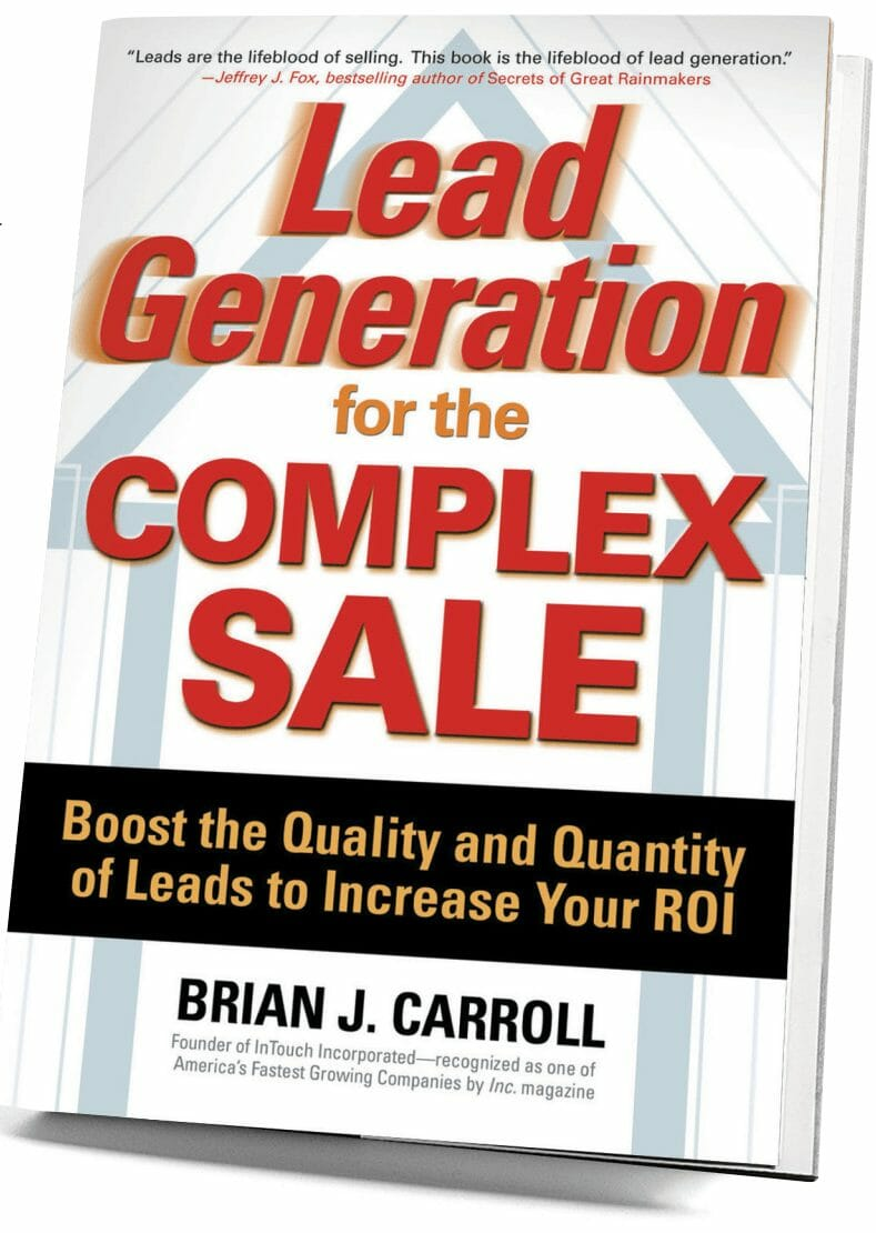 , Chapter 1: Essential Lead Generation